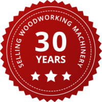 30 years selling woodworking machinery