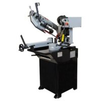 SIP 01524 Swivel head 10″ pull-down metal cutting bandsaw 230volt