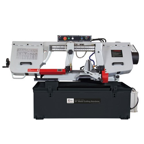 SIP 01597 18″ Metal cutting bandsaw 2hp – 440 volt motor 3-phase