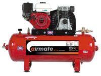 04453 Airmate Industrial Compressor ISHP8/150Ltre Honda Engine