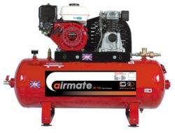 SIP 04456 – Airmate Industrial Super Compressor – ISHP8/200Ltr (Honda Engine)