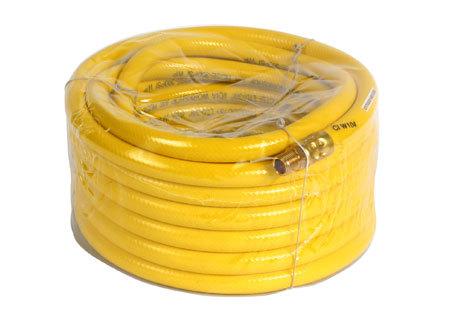 "SIP 07700 TRADE PVC Workshop Air Hose 3/8"" x 25ft"