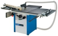 Sheppach Precisa 4.Table Saw Full Package 87mm Deep Cut