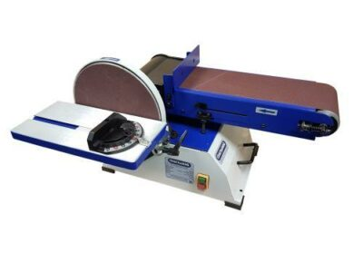 Charnwood BD610 Belt and Disc Sander, 6″ belt x 10″ dia disc