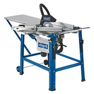 Scheppach HS120 Table saw with 315mm blade & sliding table 230volt