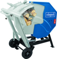 Scheppach HS520 505mm Dia swivel log saw MADE IN GERMANY 230volt