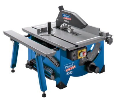 HS80 TABLE SAW 210mm Blade 48mm Depth of Cut
