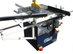 Sedgwick TA315 Saw Bench c/w Sliding Table