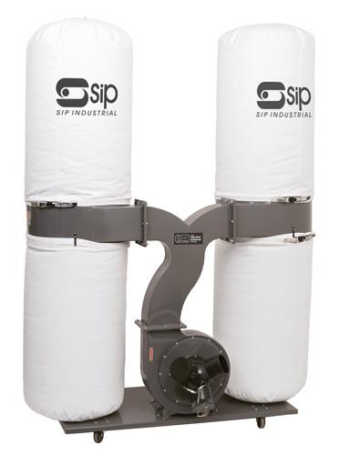 SIP Industrial Dust Extractor - Kendal Tools