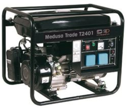 SIP 03921 Medusa T2401 Petrol Generator up to 2.4kva peak out put