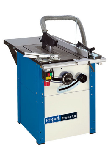 Scheppach Precisa 4 Table Saw 87mm Deep cut