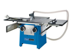 Scheppach Precisa 6.0 Table saw 110mm deep cut, full monty