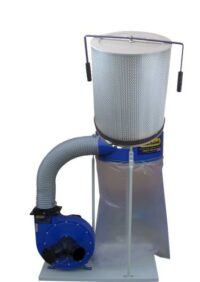 Charnwood Single Bag Dust Extractor - Kendal Tools