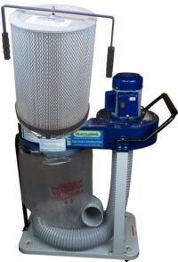 Charnwood W791/3 Professional Dust Extractor - Kendal Tools