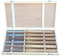 Charnwood 6 Piece Turning Tool Set - Kendal Tools