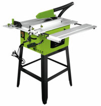 ZIPPER-FKS250 250mm Integral Sliding Table Saw