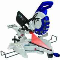 Fox 36 Double Bevel Mitre Saw - Kendal Tools
