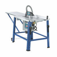 HS120 Scheppach Table saw powerful 2200watt motor 230volt