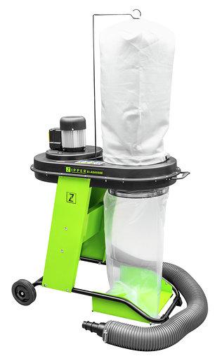 Zipper Chip/Dust Extractor - Kendal Tools
