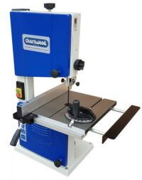 """BS410 Charnwood 10"""" Woodworking Bandsaw - Kendal Tools"""