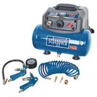 Scheppach Oil Free Compressor - Kendal Tools