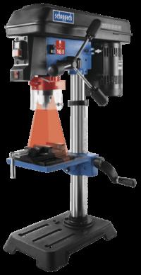 Scheppach Bench Drill Press + Laser - Kendal Tools