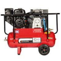 SIP 04328/ KOHLER ISKP7/50Ltr Petrol Engine Air Compressor 7hp.