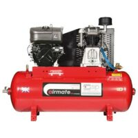 SIP 04330/KOHLER ISKP7/150 Super Petrol Air Compressor 7hp
