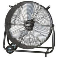 "SIP 24"" Drum Floor Standing Fan - Kendal Tools"