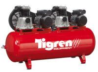 Tigren 270L Drive Air Compressor - Kendal Tools