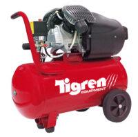 Tigren 50L Drive Air Compressor - Kendal Tools