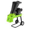 Zipper Petrol Garden Shredder - Kendal Tools