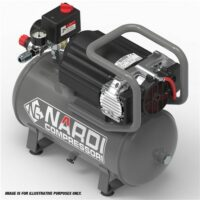 Nardi Espirit 15L Tank Compressor - Kendal Tools