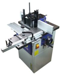 Charnwood Spindle Moulder With Sliding Table - Kendal Tools
