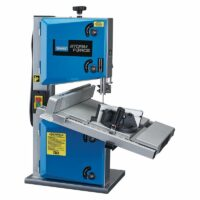 Draper Wide Cut Two Wheel Bandsaw Bench - Kendal Tools