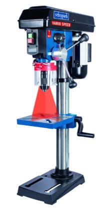 Scheppach Vario Bench Drill Press - Kendal Tools