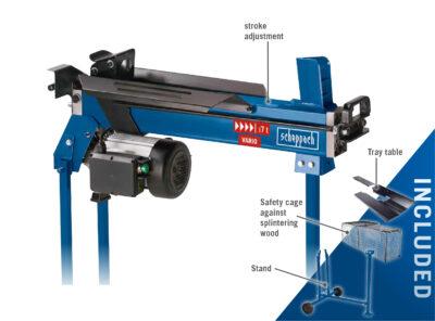 Scheppach HL70LS Log Splitter - Kendal Tools